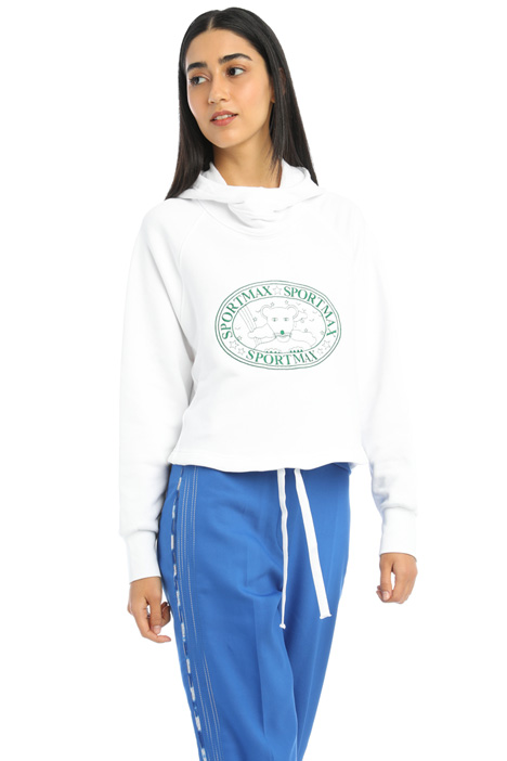 Embroidered sweatshirt Intrend