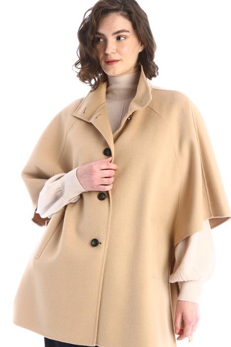 Cappa in lana Intrend