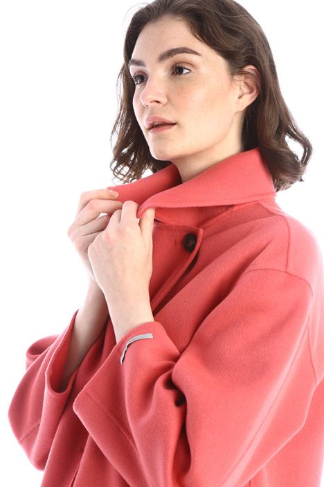 Cappotto in double di lana Intrend