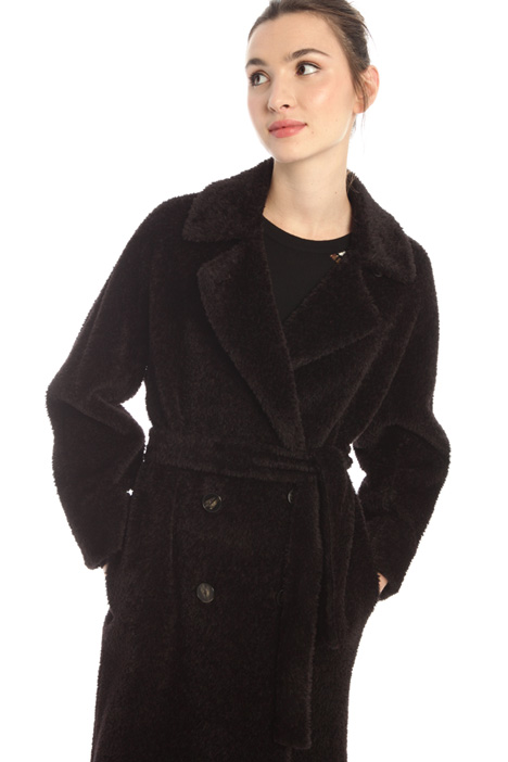 Cappotto in lana e alpaca Intrend