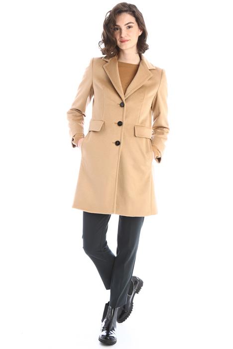 Wool drap coat Intrend