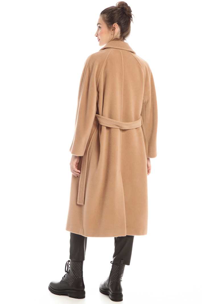 Long double-breasted coat Intrend