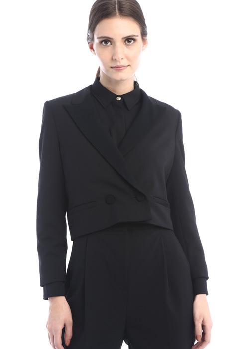 Wool spencer jacket Intrend