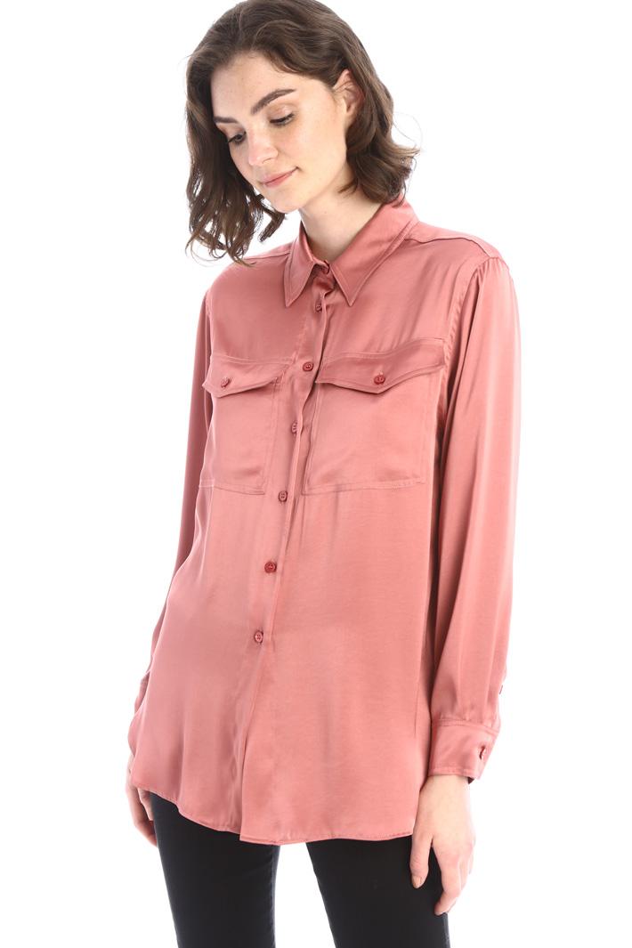 Satin shirt Intrend