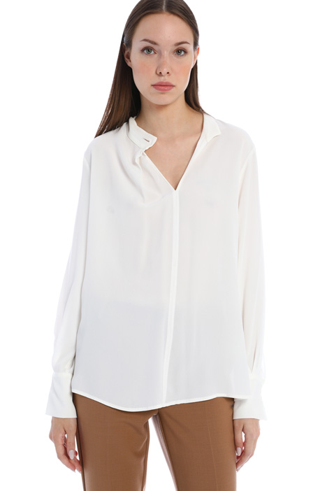 Crepe blouse Intrend