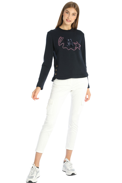 Skinny cargo trousers Intrend