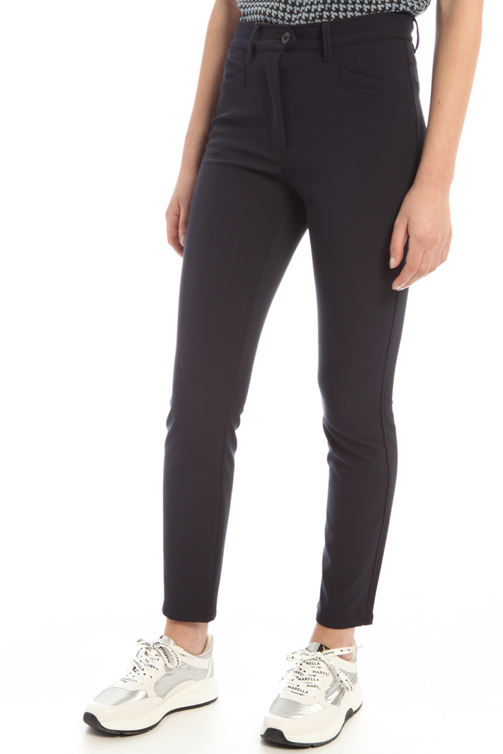 Skinny-fit trousers Intrend