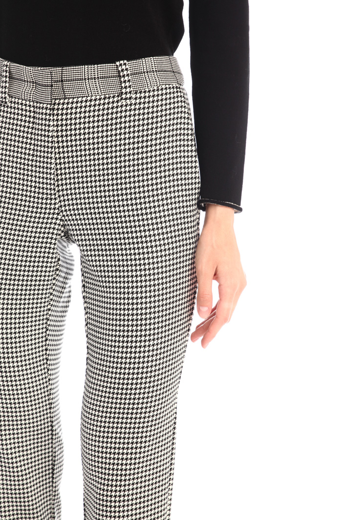 Printed trousers Intrend