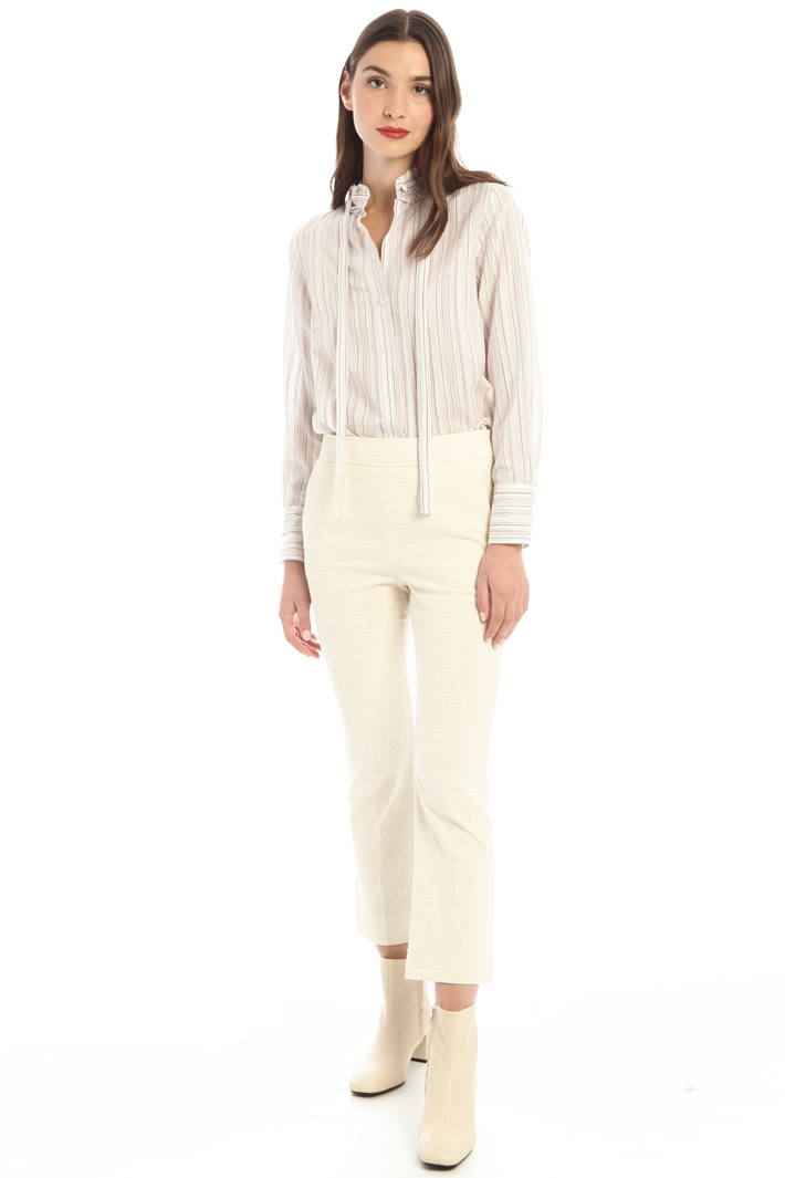 Woven trousers Intrend