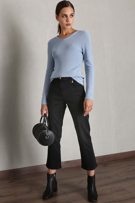 Straight cut jeans Intrend
