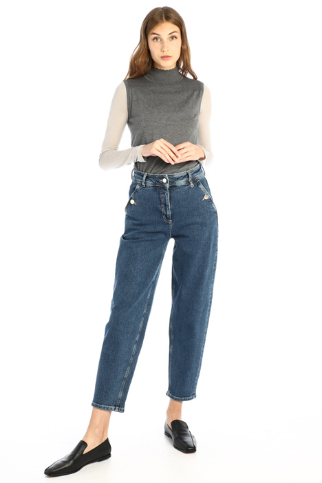 Baggy denim jeans Intrend