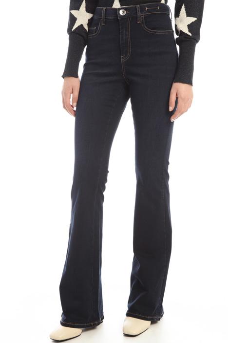 Five-pocket flared jeans Intrend
