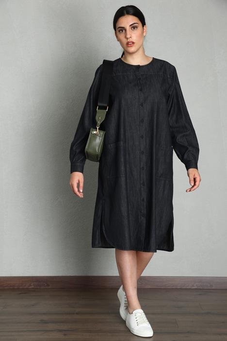 Lightweight denim dress Intrend