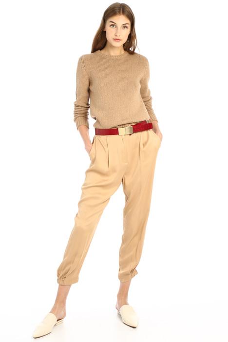Lurex cashmere blend sweater Intrend