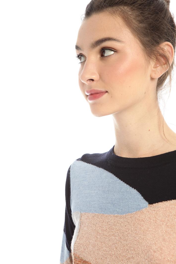 Intarsia sweater Intrend