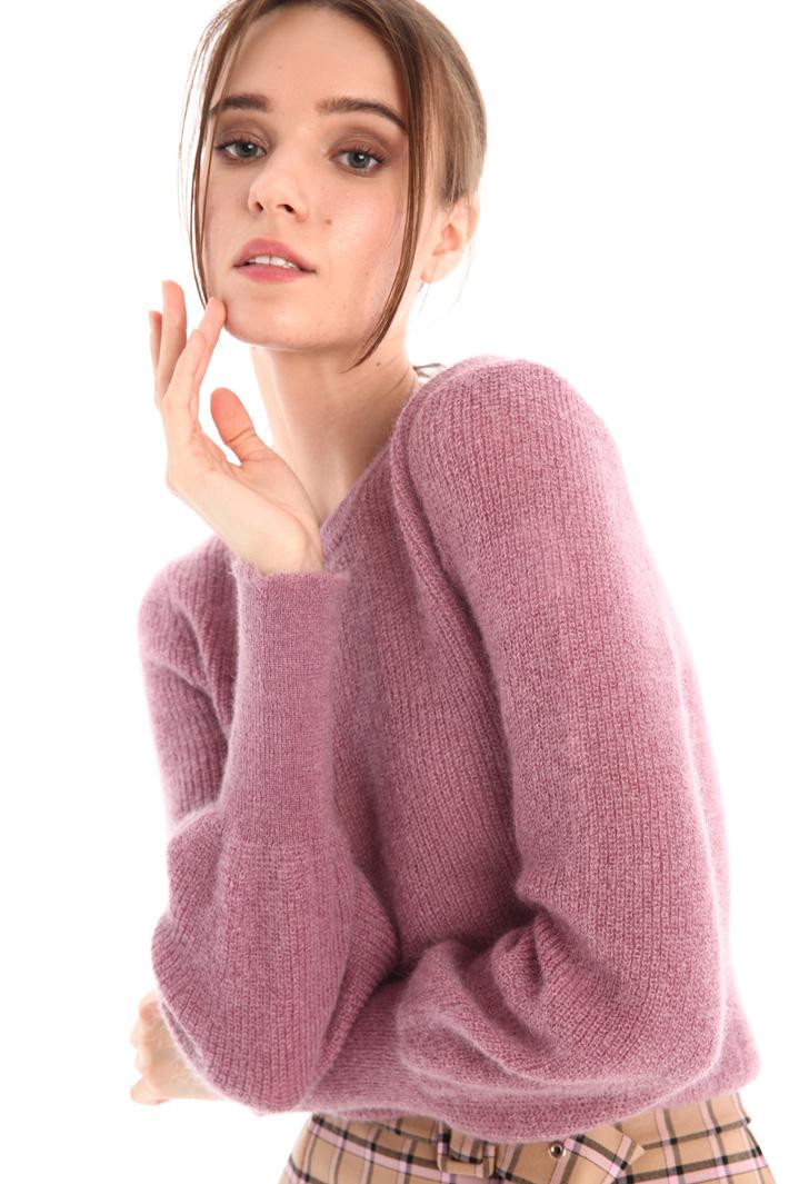 Puff sleeve sweater Intrend