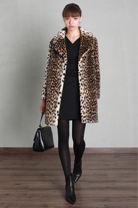 Faux-fur coat Intrend