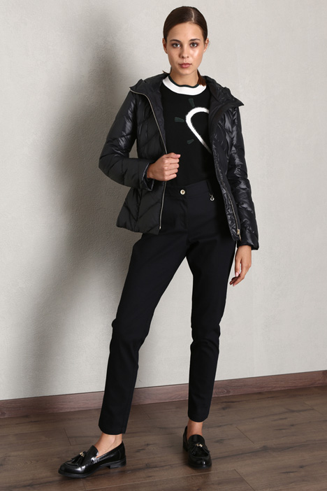 Glossy down jacket Intrend
