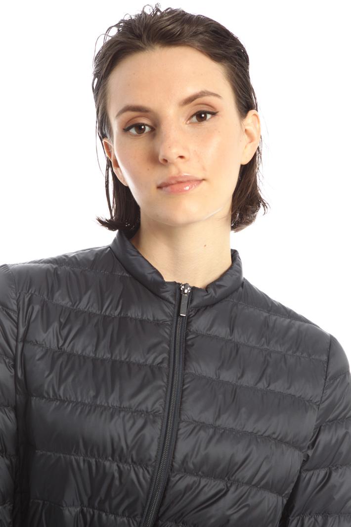 Water-resistant down jacket Intrend