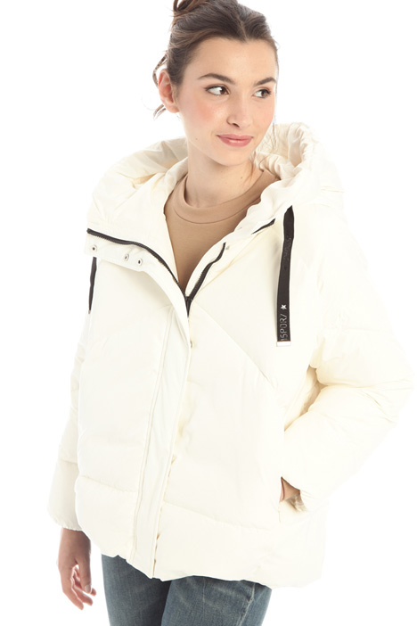 Oversized puffer jacket Intrend