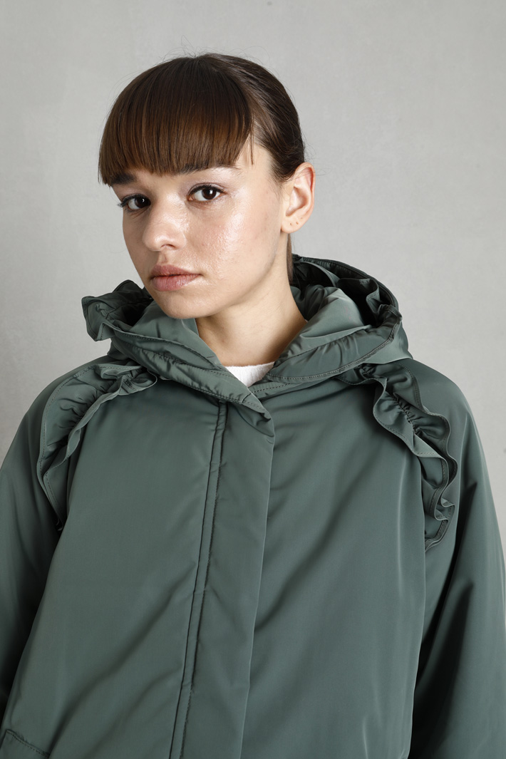 Faille down jacket Intrend