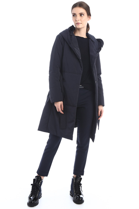 Long failled padded coat Intrend
