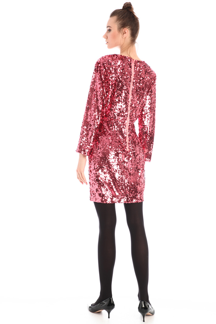 Sequinned dress Intrend