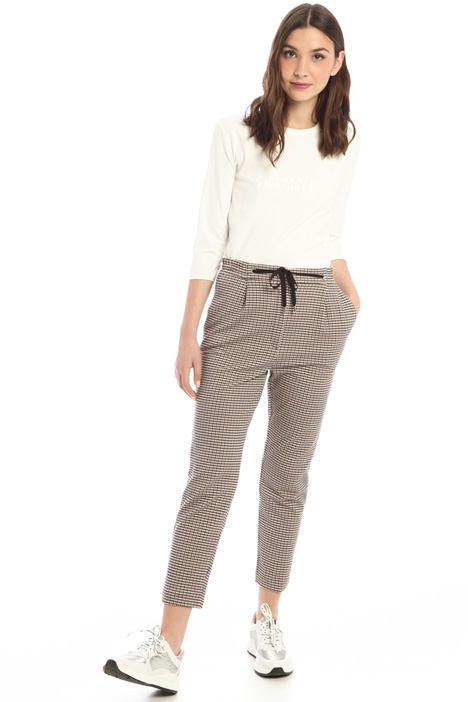 Heavy jersey trousers Intrend