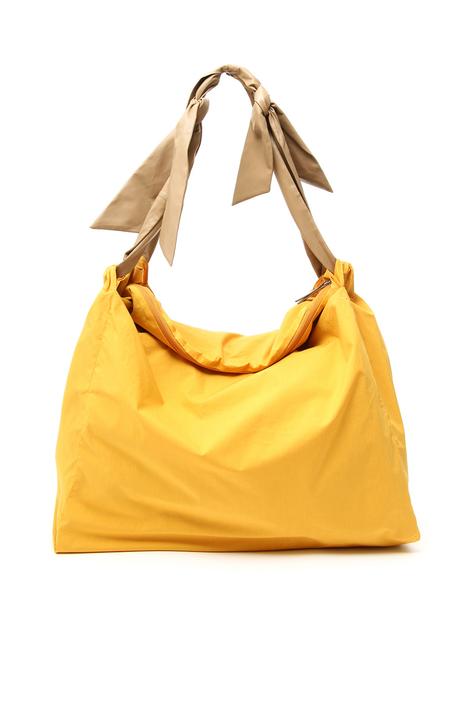 Destructured cotton bag Intrend