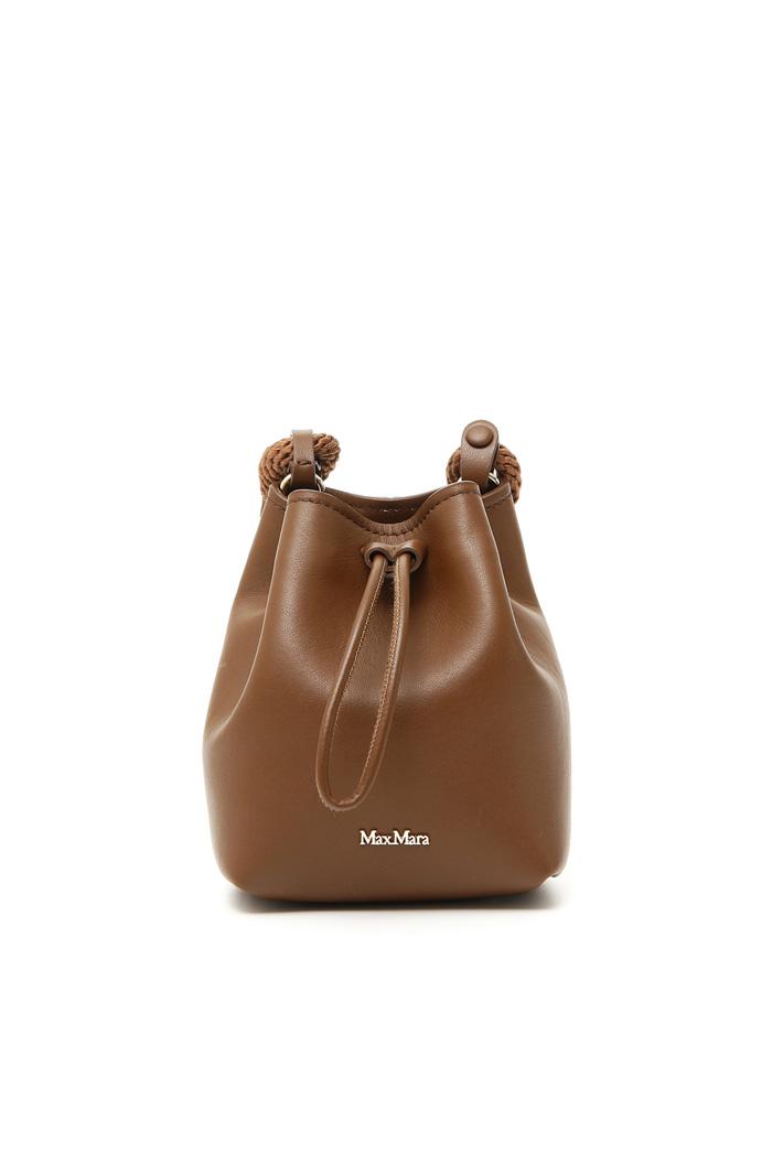 Mini Leather bucket bag Intrend