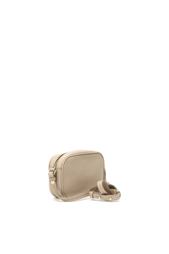 Nappa leather cross-body bag Intrend
