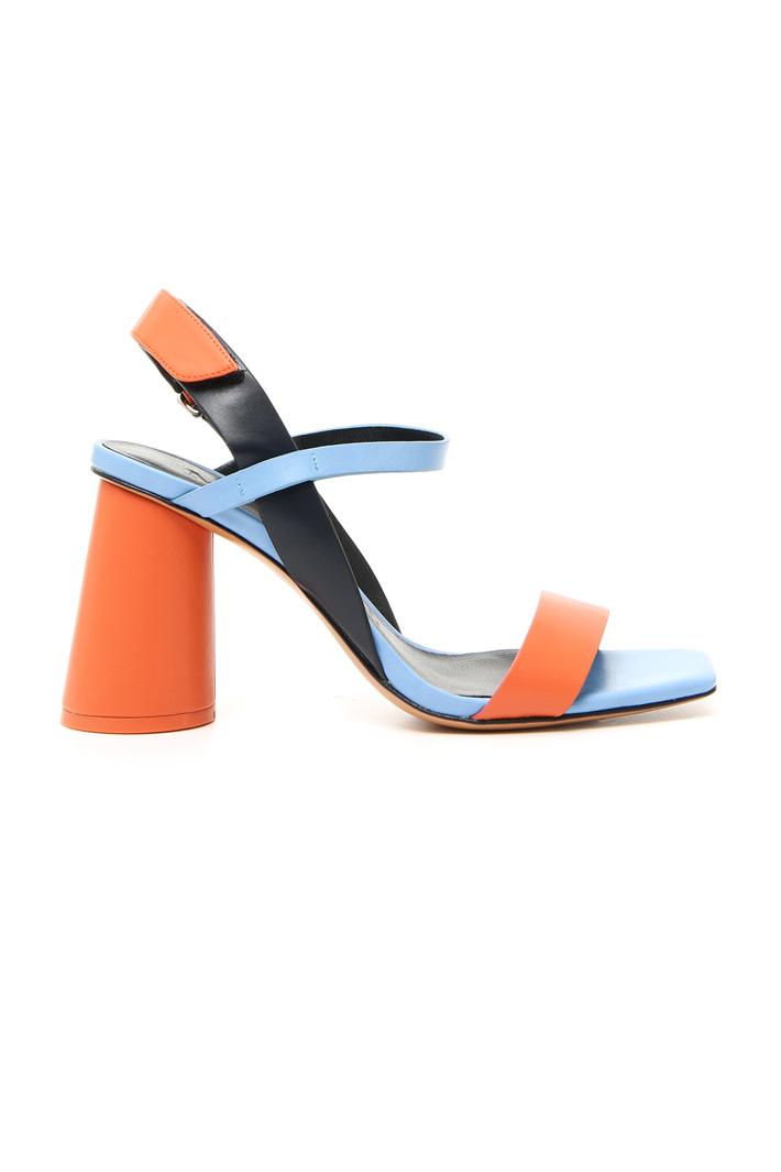 Round heel sandals Intrend