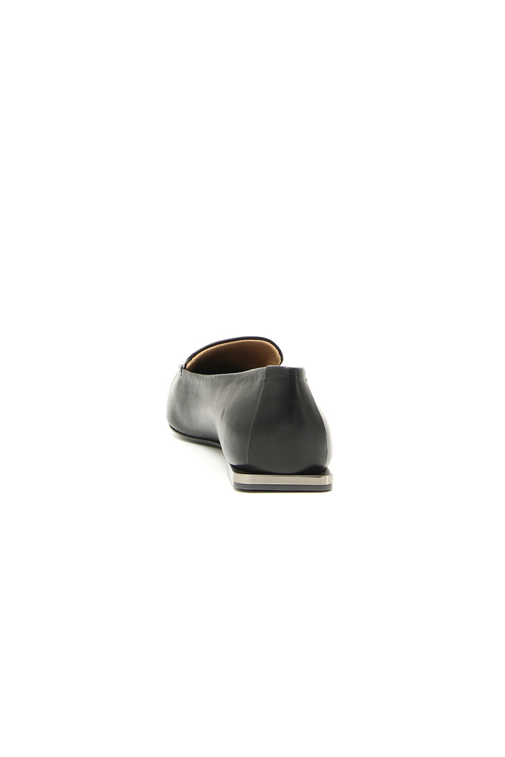 Nappa leather moccasin Intrend