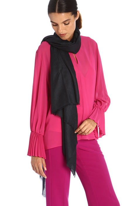 Cashmere and silk stole Intrend