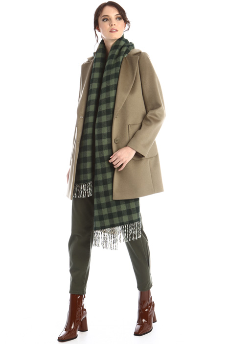 Double-face wool scarf Intrend