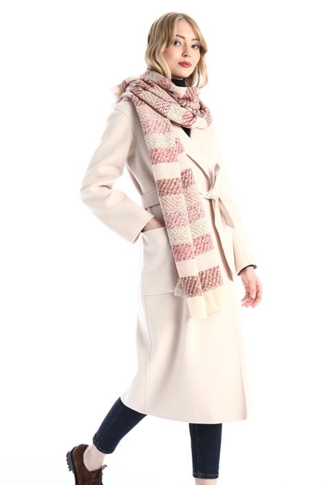Yarn dyed scarf Intrend