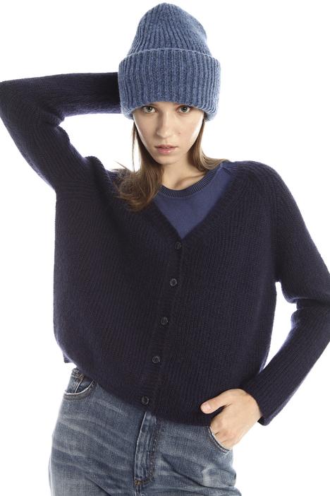 Wool blend beanie Intrend