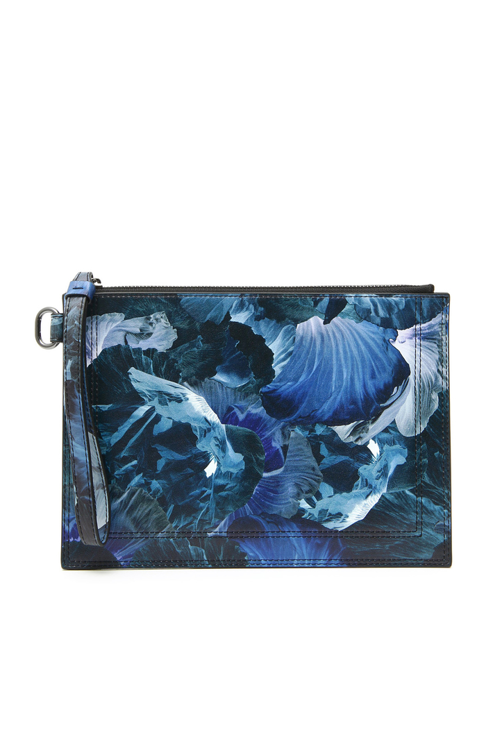 Printed faux-leather bag Intrend