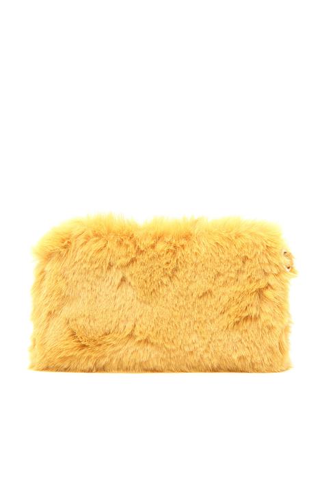 Fur-effect bag Intrend