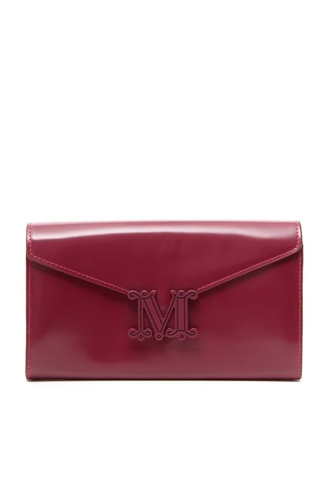 Matt leather wallet Intrend