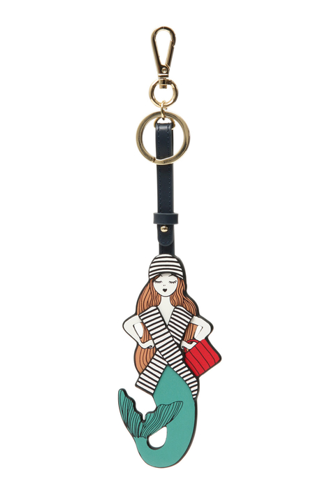 Leather charm Intrend