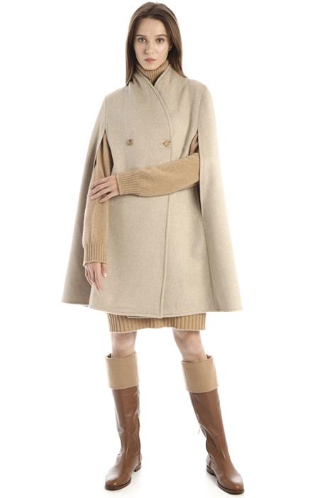 Cashmere cape Intrend