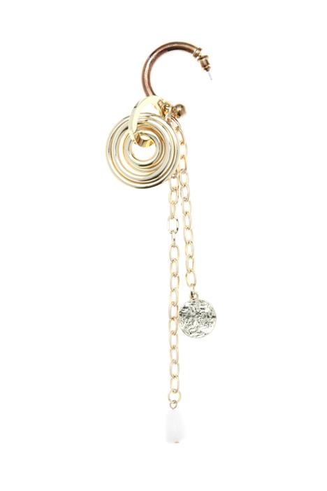 Single charm earrings Intrend