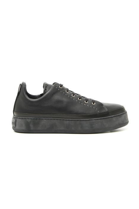 Nappa leather sneakers Intrend