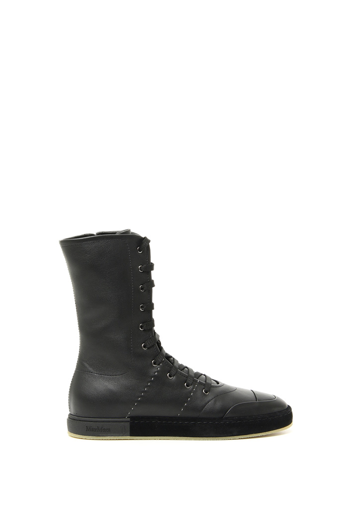 Boxeur sneakers in leather Intrend