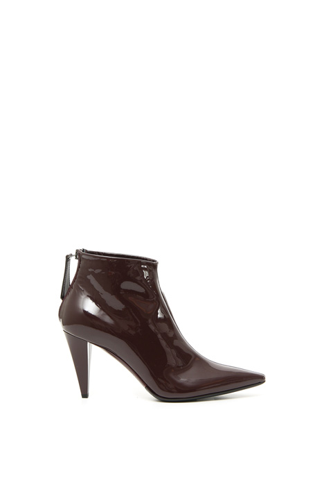 Patent leather boots Intrend