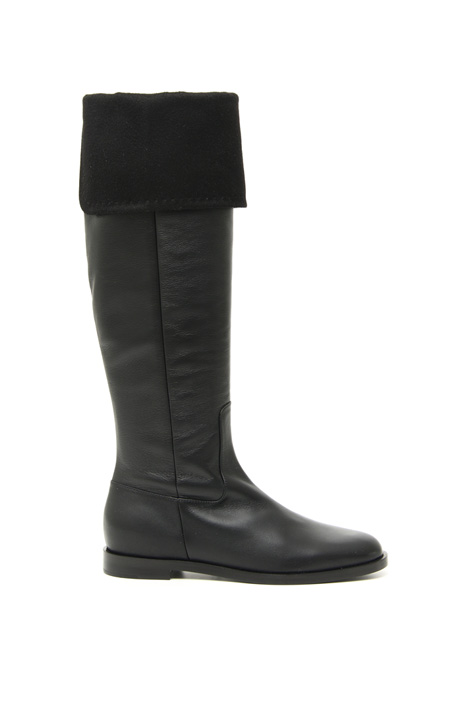 Revere leather boots Intrend
