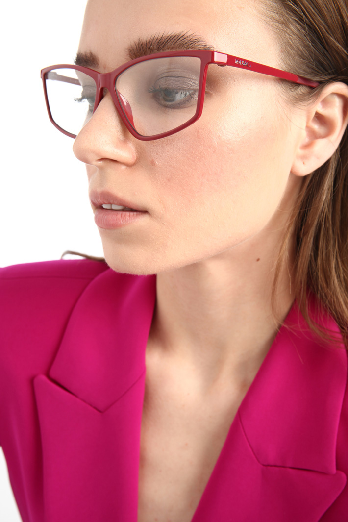 Square eyeglasses Intrend