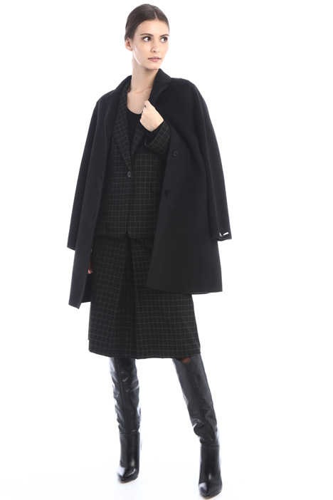 Cappotto in double Intrend