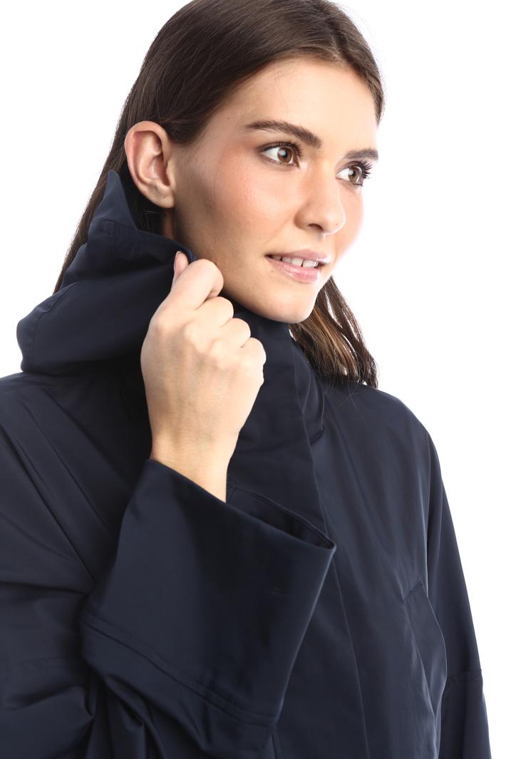 Water-repellent twill raincoat Intrend